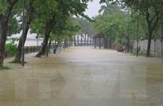 Thừa Thiên-Huế thực hiện các biện pháp khẩn cấp ứng phó với mưa lũ