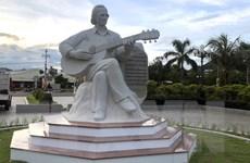 Khánh thành tượng nhạc sỹ Trịnh Công Sơn bên bờ biển Quy Nhơn