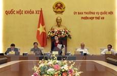 Thủ tướng phân công chuẩn bị tài liệu Phiên họp thứ 49 UBTV Quốc hội