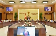 Thường vụ Quốc hội họp chuẩn bị nội dung cho kỳ họp thứ 10