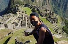Peru: Du khách quốc tế đầu tiên tham quan Machu Picchu sau 7 tháng