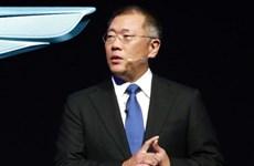 Ông Chung Eui-sun chính thức trở thành Chủ tịch Tập đoàn ôtô Hyundai