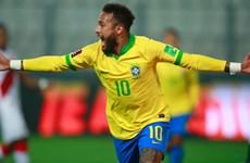 Brazil vững ngôi đầu, Argentina lần đầu thắng ở Bolivia sau 15 năm