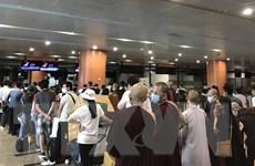 Dịch COVID-19: Đưa hơn 240 công dân Việt Nam từ Myanmar về nước
