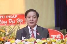 Ông Bùi Văn Cường tái đắc cử Bí thư Tỉnh ủy tỉnh Đắk Lắk