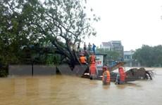 Thiên tai mưa, lũ còn diễn biến phức tạp đến tháng 11/2020