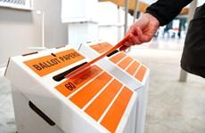 Cử tri New Zealand sẽ đi bỏ phiếu trên toàn quốc bầu Quốc hội