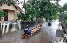 Hà Tĩnh, Quảng Bình và Quảng Trị có khả năng mưa đặc biệt to