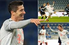 Bayern Munich chạy đà hoàn hảo cho trận 'đại chiến' với Atletico