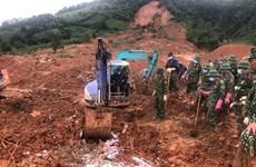 [Video] Tìm thấy 14 thi thể cán bộ, chiến sỹ Đoàn Kinh tế Quốc phòng
