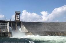 Đảm bảo an toàn cho hạ du khi hồ thủy điện Thác Bà xả lũ
