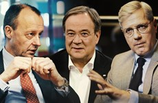 Đức: Đảng CDU tổ chức đại hội đảng bầu lãnh đạo mới theo đúng kế hoạch
