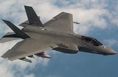 Mỹ chuyển giao 24 máy bay chiến đấu tàng hình F-35A cho Hàn Quốc