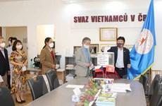 Người Việt Nam tại Séc và Ba Lan phát động ủng hộ đồng bào miền Trung