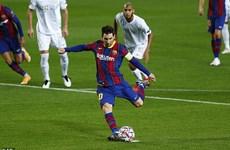 Barcelona chạy đà hoàn hảo cho trận 'Siêu kinh điển' với Real