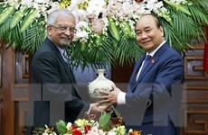 Thủ tướng Nguyễn Xuân Phúc tiếp các tổ chức Liên hợp quốc tại Việt Nam