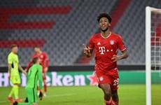 Coman tỏa sáng giúp Bayern Munich thắng hủy diệt Atletico