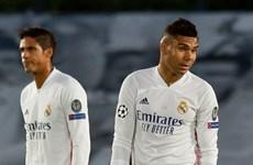 Champions League: Kết quả các trận đấu diễn ra đêm 21, rạng sáng 22/10