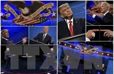 Giáo sư Mỹ đánh giá 'màn so găng' cuối cùng giữa hai ứng cử viên