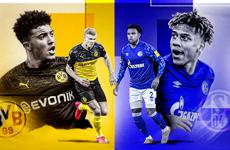 Vòng 5 Bundesliga: Tâm điểm derby vùng Ruhr Dortmund-Schalke