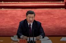 Trung Quốc: Hội nghị Trung ương 5 khóa 19 khai mạc tại Bắc Kinh