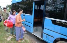 [Photo] Đà Nẵng khẩn trương sơ tán người dân đến nơi an toàn