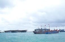 Cập nhật vụ 12 ngư dân Bình Định mất tích khi tránh trú bão số 9