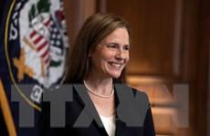 Mỹ: Bà Amy Coney Barrett trở thành Thẩm phán Tòa án Tối cao