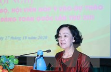 Hội Cựu chiến binh Việt Nam góp ý dự thảo văn kiện Đại hội Đảng XIII