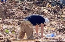 Đã tìm thấy 3 thi thể trong vụ sạt lở đất ở huyện Phước Sơn