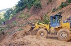 Vụ sạt lở ở Trà Leng: Đã tìm thấy 16 thi thể nạn nhân