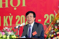 Hội nghị lần thứ 13 Ban chấp hành Hội Nhà báo Việt Nam khóa X