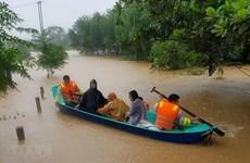 UNFPA hỗ trợ phụ nữ, trẻ em gái bị ảnh hưởng bởi lũ lụt tại miền Trung