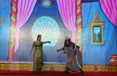 Kỷ niệm 100 năm sân khấu Dù kê của đồng bào Khmer Nam Bộ