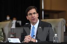 Bộ Quốc phòng Mỹ lên tiếng về tin đồn Bộ trưởng Mark Esper từ chức