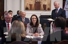 Thủ tướng New Zealand Jacinda Ardern chính thức tuyên thệ nhậm chức