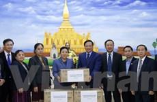 Việt Nam và Lào chung tay phòng chống đại dịch COVID-19