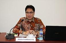 Indonesia hy vọng Hiệp định RCEP được kết ký vào tuần tới