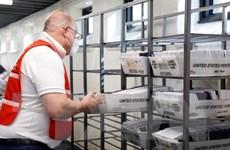 Mỹ: Kiểm riêng phiếu bầu qua bưu điện đến muộn tại bang Pennsylvania