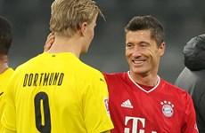 Ngược dòng hạ Dortmund, Bayern Munich độc chiếm ngôi đầu Bundesliga