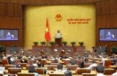 Quốc hội khóa XIV: Tiếp tục hoạt động chất vấn, trả lời chất vấn