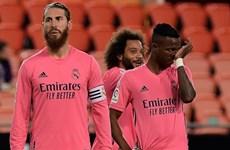 Kết quả La Liga: Nhà vô địch Real Madrid thảm bại tại 'hang dơi'