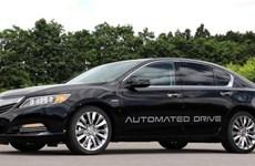 Honda được phép bán xe ôtô không người lái cấp độ 3 ra thị trường