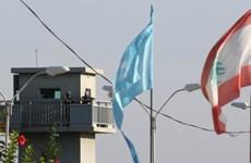 Liban và Israel đàm phán vòng 3 về phân định biên giới trên biển