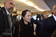 Canada không nhượng bộ liên quan đến vụ bắt giữ bà Mạnh Vãn Châu