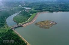 Các hồ thủy điện hạ mực nước để ứng phó với cơn bão số 13