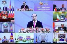 'ASEAN hoàn thành mọi kế hoạch đề ra dưới sự lãnh đạo của Việt Nam'