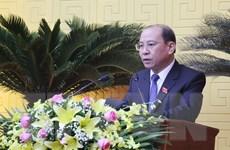 Ông Bùi Đức Hinh giữ chức Chủ tịch Hội đồng nhân dân tỉnh Hòa Bình