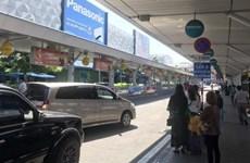 Sân bay Tân Sơn Nhất thông thoáng hơn sau khi triển khai phân làn ôtô