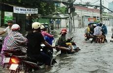 Thành phố Hồ Chí Minh chủ động ứng phó triều cường đạt đỉnh 1,7m